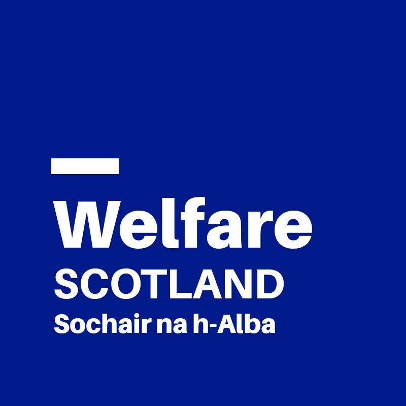 Welfare Scotland