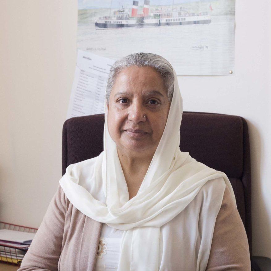 Trishna Singh OBE - Director and Co-founder of Sikh Sanjog